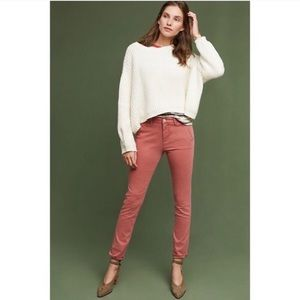 Anthropologie Skinny Trousers